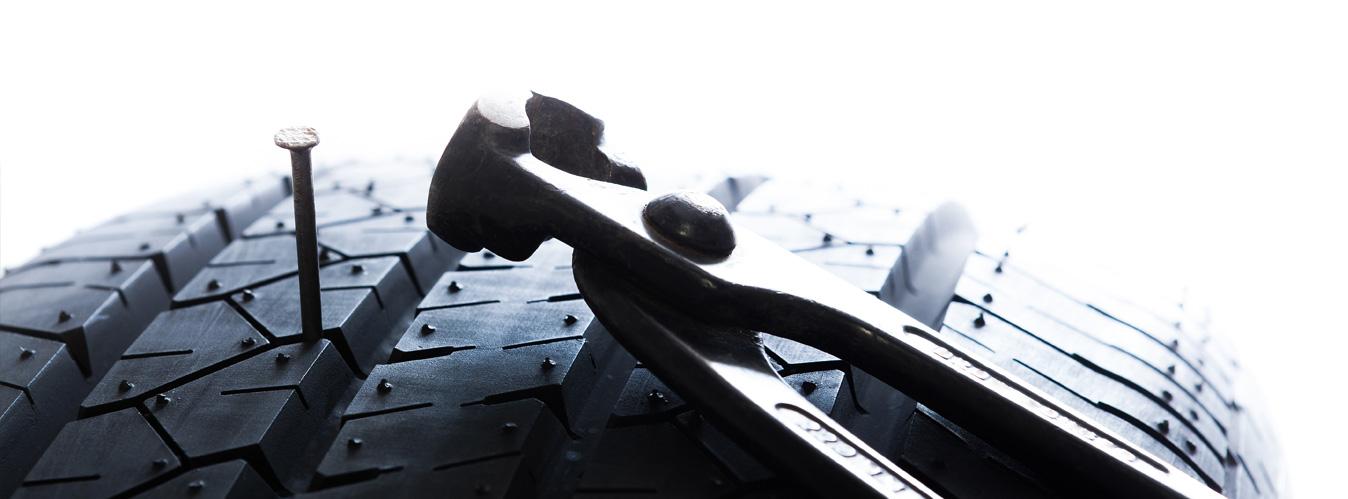 Puntcture Repair