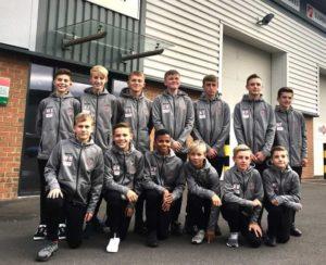 Belvedere Park FC Junior's FC U14's
