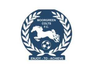 Moorgreen Colts U11 Blue