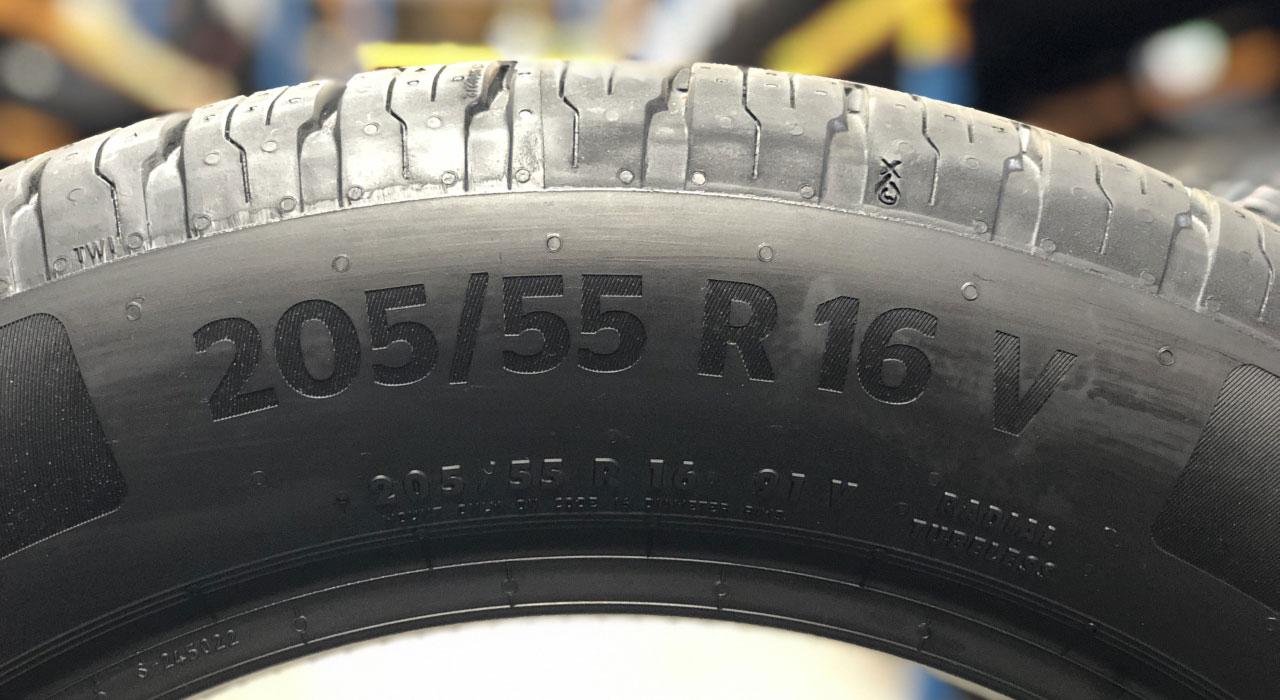 205 55 X 15 Tyres