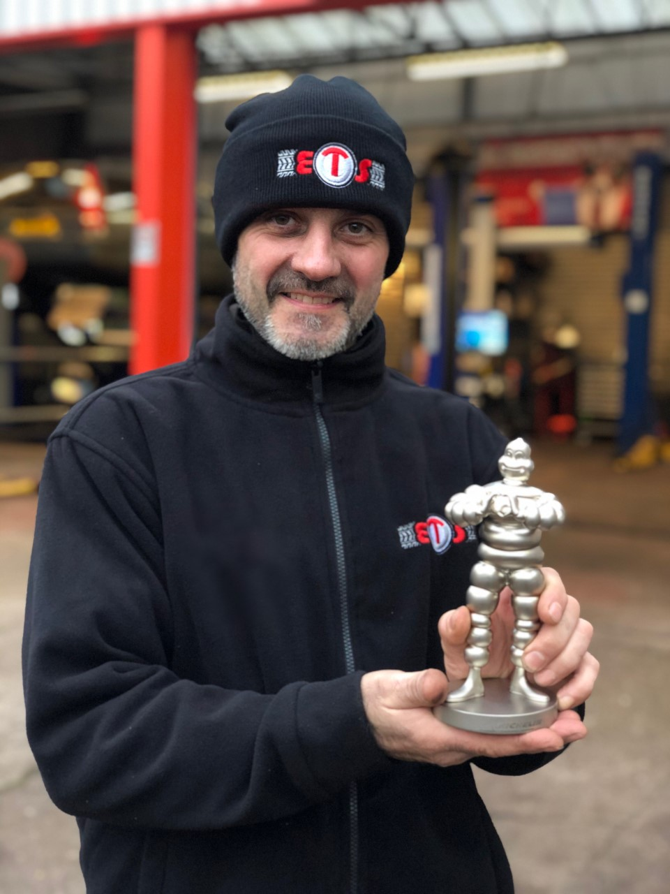 Michelin Technician of the Year 2019