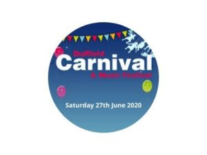Duffield Carnival | 27th June 2020