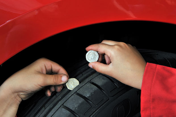 Top Tips for looking after your Tyres in lockdown