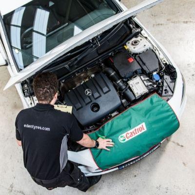 Castrol engine warranty