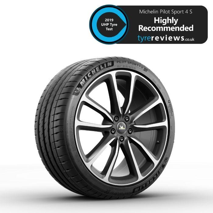 Michelin Pilot Sport 4S tyre