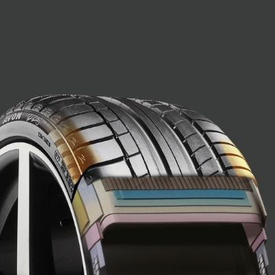 tyre construction