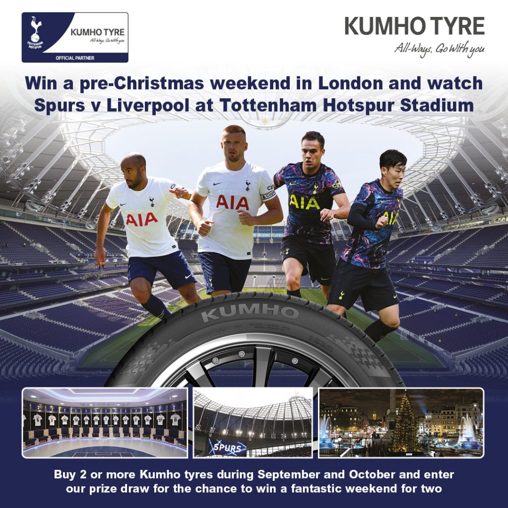 kumho tyres promotion